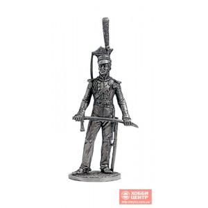 Обер-офицер Литовского уланского полка. Россия, 1811-14 гг. NAP-72