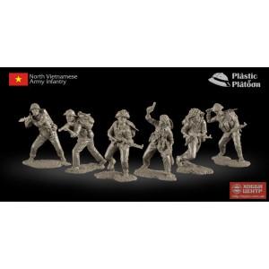 Армия северного Вьетнама. Пехота PP set54 016