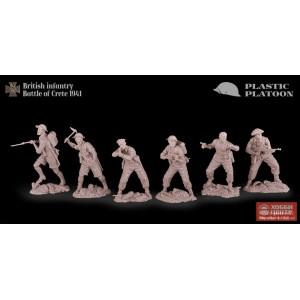 Британская пехота. Бой за Крит PP set54 020