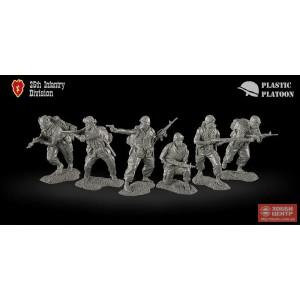 США. 25 пехотный дивизион PP set54 027