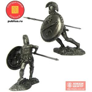 Греческий гоплит, 5 век до н.э.  PR-54045a