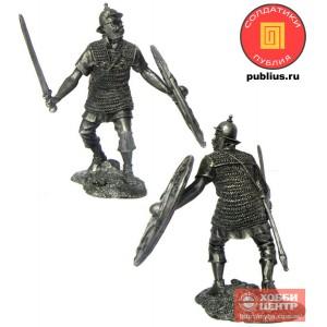Легионер вспомогательной когорты XXIV легиона, 1-2 вв н. э. PR-54048b