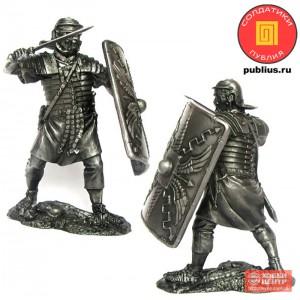 Легионер XXIV легиона, 1-2 вв н.э. PR-21b