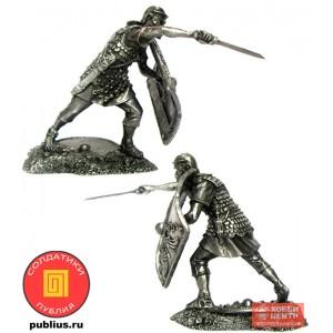 Легионер XXIV легиона, 1-2 вв н.э. PR-22b