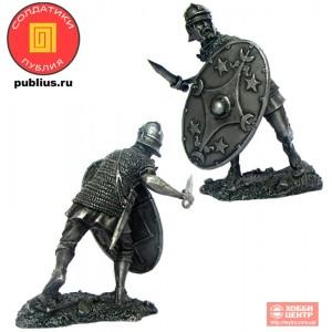Легионер вспомогательной когорты XXIV легиона, 1-2 вв н.э. PR-54044b
