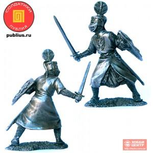Рыцарь – вассал Дерптского епископа, 13 век. PTS-5279