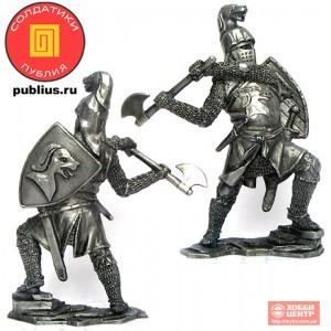 Германский рыцарь, 12-13 вв. PTS-5345