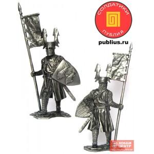 Германский рыцарь, 12-13 вв. PTS-5347