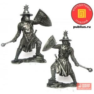 Германский рыцарь, 12-13 вв. PTS-5349