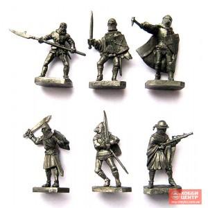 Грюнвальдская битва. Тевтонский одрен 40 мм PTS-4028