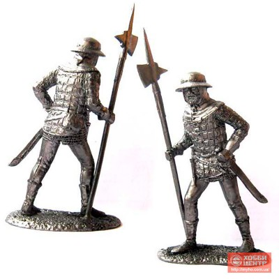 Английский пехотинец 15 век. PTS-5110