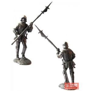 Английский пехотинец 15 век. PTS-5111