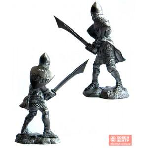 Рыцарь-гость Тевтонского ордена, 14 век. PTS-5146