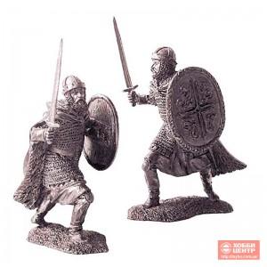 Знатный чудин-наемник Тевтонского ордена, 13 век. PTS-5156