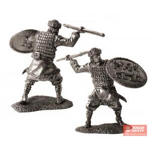 Чудин-наемник Тевтонского ордена, 13 век. PTS-5157