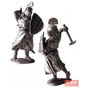 Рыцарь Тевтонского ордена, 13 век. PTS-5165
