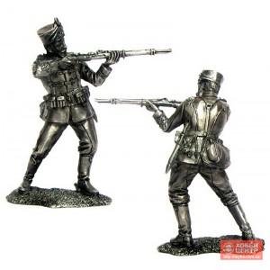 Рядовой 17 гусарского полка, Германия, 1914 г. PTS-5273
