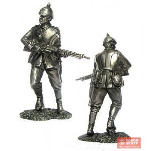 Унтер-офицер 45 пехотного полка, Германия, 1914 г. PTS-5275