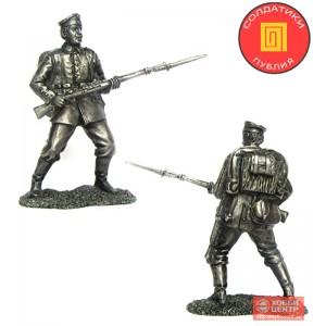 Рядовой пехотного полка, Германия, 1914 г. PTS-5277
