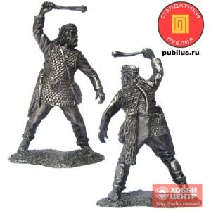 Скифский пращник, V-IV вв. до н. э. PTS-5280