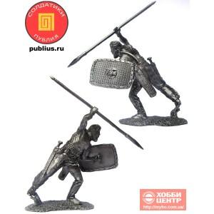 Скифский воин, V-IV вв. до н. э. PTS-5282