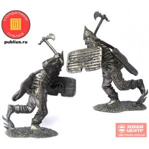 Скифский воин, V-IV вв. до н. э. PTS-5284