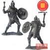 Знатный скифский воин, V-IV вв. до н. э. PTS-5287
