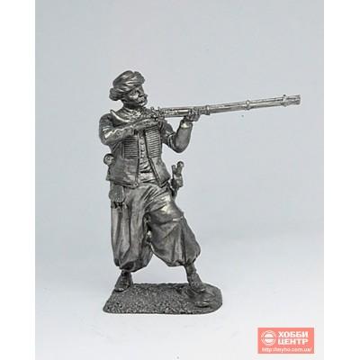 Боснийский ополченец, XVIII в. PTS-5290
