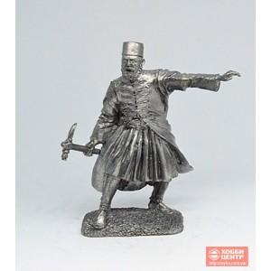 Албанский офицер, XVIII в. PTS-5291