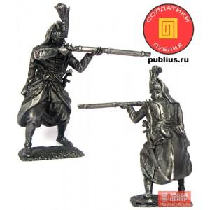 Янычар, XVIII век. Османская империя. PTS-5299
