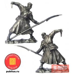 Оруженосец казацкого старшины, 16-18 вв. PTS-5302