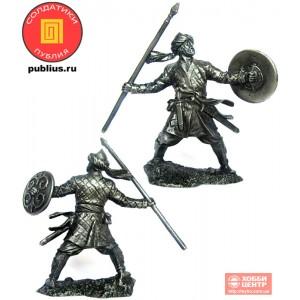 Воин-сарацин, XII в. PTS-5314