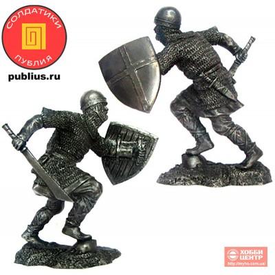 Воин-крестоносец, XII в. PTS-5318