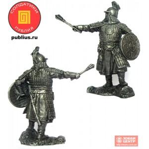 Знатный золотоордынский воин, 14 век PTS-5326