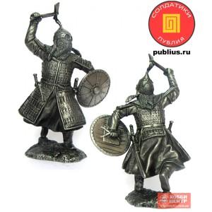 Золотоордынский воин, 14 век PTS-5327