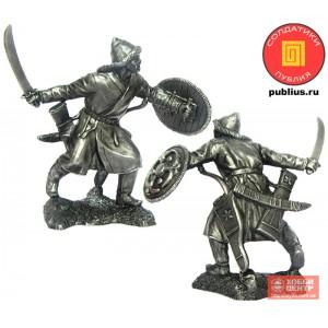 Золотоордынский воин, 14 век PTS-5329