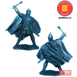 Знатный русский дружинник, 14 век PTS-5332