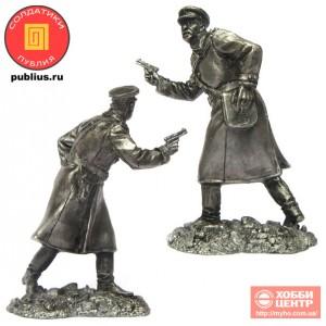 Старший лейтенант РККА, 1943-45 гг. PTS-5392