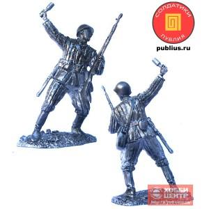 Красноармеец РККА, 1943-45 гг. PTS-5397