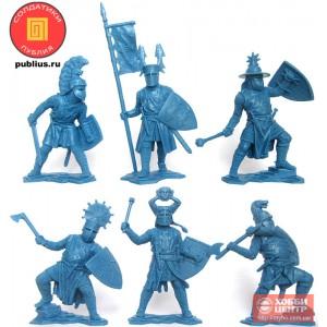 Германские рыцари, 12-13 вв. часть 2. PTSPL-031