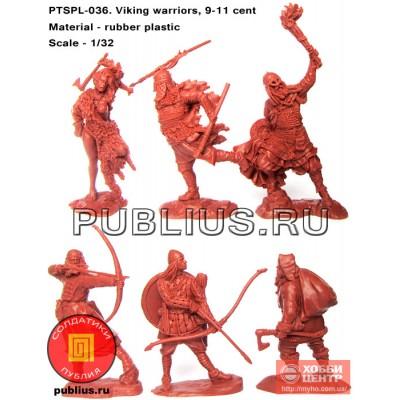 Викинги PTSPL-036