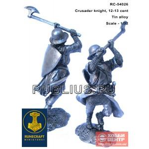 Западноевропейский пехотинец, 12-13 вв. RC-54026