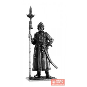Стрелецкий сотник, 17 век M201