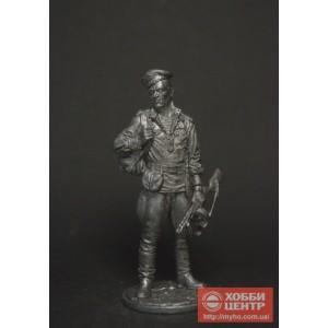 Краснофлотец, морская пехота, 1944-45 гг. СССР WW2-64