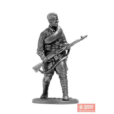 Рядовой Стрелковых частей Красной Армии, 1941-43 гг. СССР WWII-27