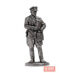 Политрук, пехота РККА. 1939-42 гг. СССР WWII-32