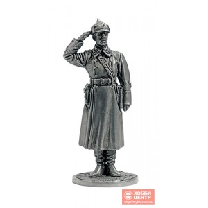 Лейтенант пехоты РККА. 1941 г. СССР WWII-37