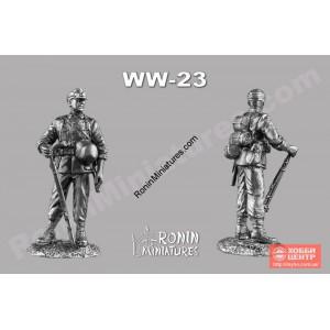 Эдельвейс. Горный стрелок 1942 год WW-23