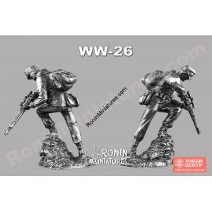 Эдельвейс снайпер WW-26