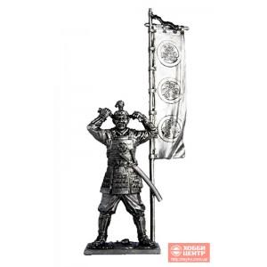 Асигару с флагом, 1600 год M226